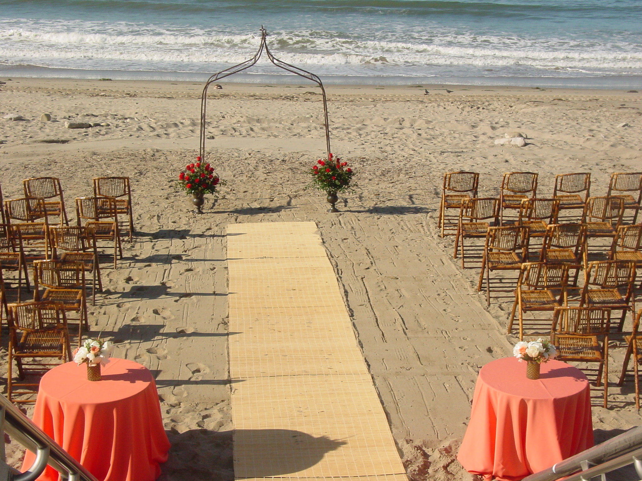 Ventura Beach Ceremony Location